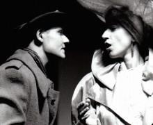 Roberto Thoenelt und Stephanie Krug - Jugendbühne Stückwerk
