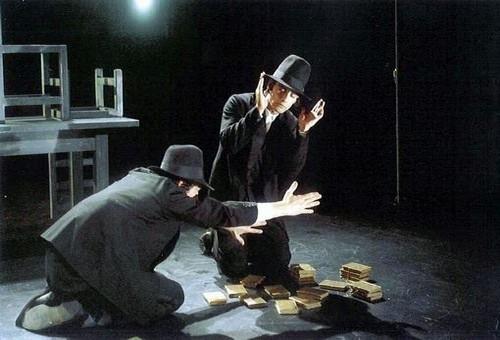 Der Dibbuk – 2001